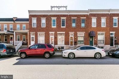 1245 Hull Street, Baltimore, MD 21230 - MLS#: 1008157210