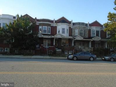 2575 Edmondson Avenue, Baltimore, MD 21223 - MLS#: 1008158798