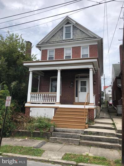 635 Shriver Avenue, Cumberland, MD 21502 - #: 1008164806