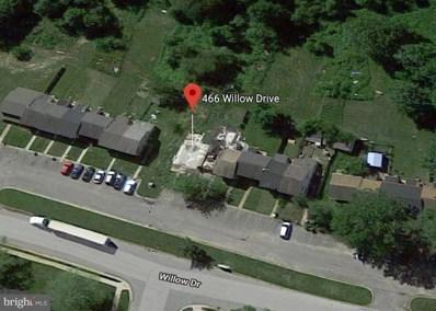 466 Willow Drive, Elkton, MD 21921 - MLS#: 1008165264