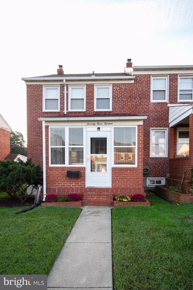 7313 Conley Street, Baltimore, MD 21224 - #: 1008170566