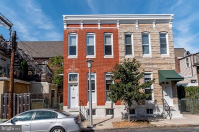 2 E Gittings Street, Baltimore, MD 21230 - MLS#: 1008171576