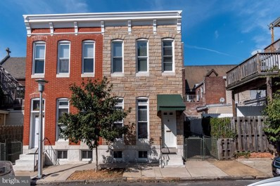 4 E Gittings Street, Baltimore, MD 21230 - MLS#: 1008178788