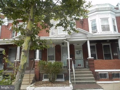 2418 Edmondson Avenue, Baltimore, MD 21223 - #: 1008204422