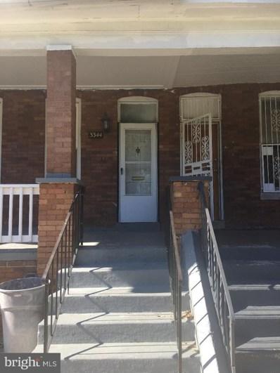 3344 Virginia Avenue, Baltimore, MD 21215 - MLS#: 1008212404