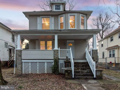 3816 Woodbine Avenue, Baltimore, MD 21207 - MLS#: 1008213468