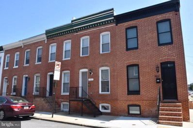 1635 Clarkson Street, Baltimore, MD 21230 - MLS#: 1008223388