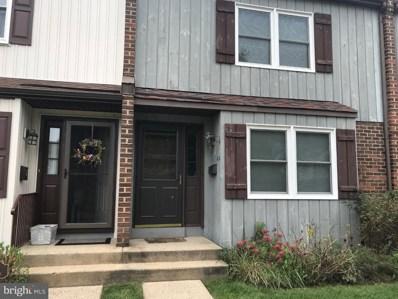 10 Shirley Lane UNIT K, Lawrenceville, NJ 08648 - MLS#: 1008228056