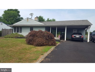 16 Mistletoe Lane, Levittown, PA 19054 - MLS#: 1008230218