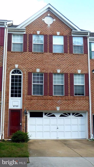 6709 Scottswood Street, Alexandria, VA 22315 - MLS#: 1008281286