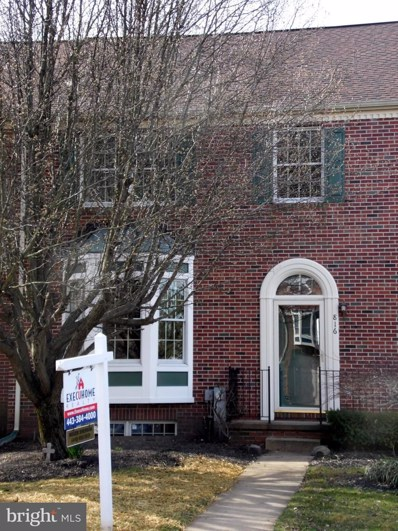 816 Albion Place, Bel Air, MD 21014 - MLS#: 1008283676