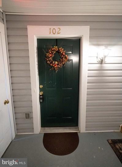 11712 Tolson Place UNIT 102, Woodbridge, VA 22192 - MLS#: 1008305920