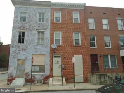 1237 Division Street, Baltimore, MD 21217 - MLS#: 1008340228