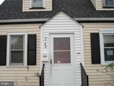 7160 Rosemont Avenue, Pennsauken, NJ 08110 - MLS#: 1008340290