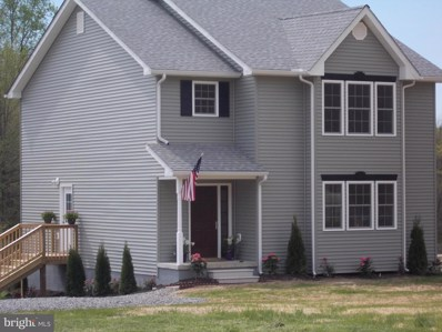 1936 Kennon Road, Mineral, VA 23117 - #: 1008340526