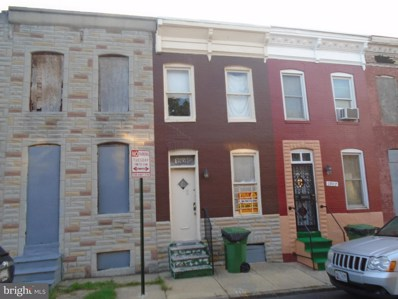 1909 Etting Street, Baltimore, MD 21217 - #: 1008340634