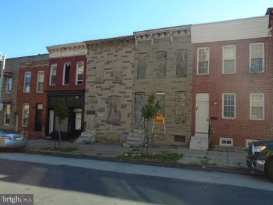 727 Chester Street N, Baltimore, MD 21205 - #: 1008340694