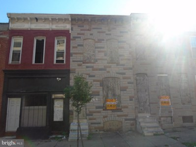 729 Chester Street N, Baltimore, MD 21205 - #: 1008340762