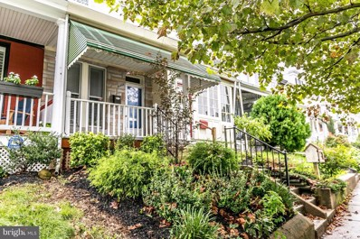 3502 Hickory Avenue, Baltimore, MD 21211 - MLS#: 1008340808