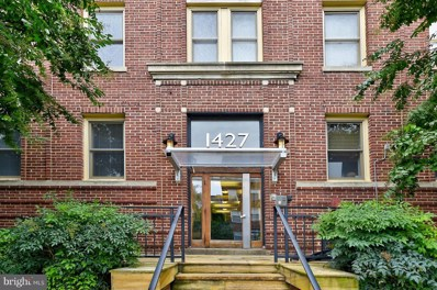 1427 Chapin Street NW UNIT 202, Washington, DC 20009 - MLS#: 1008340842