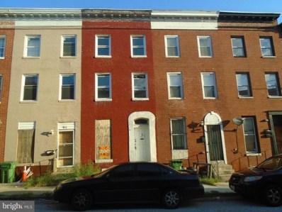 942 Bennett Place, Baltimore, MD 21223 - MLS#: 1008340880