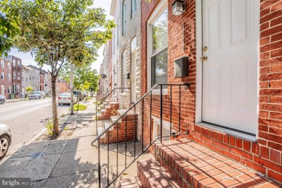 1242 Washington Boulevard, Baltimore, MD 21230 - #: 1008340940