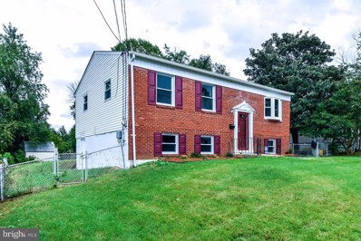 6802 Wilburn Drive, Capitol Heights, MD 20743 - #: 1008341200