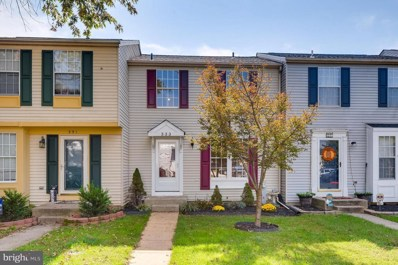333 Delmar Court, Abingdon, MD 21009 - MLS#: 1008341354