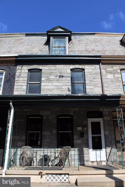 813 E Marion Street, Lancaster, PA 17602 - #: 1008341484