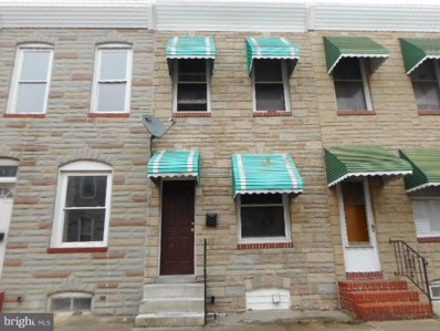 205 Port Street N, Baltimore, MD 21224 - MLS#: 1008341590