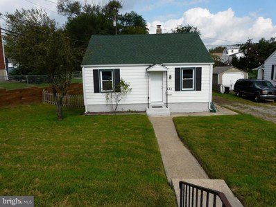 321 Trappe Road, Baltimore, MD 21222 - #: 1008341896