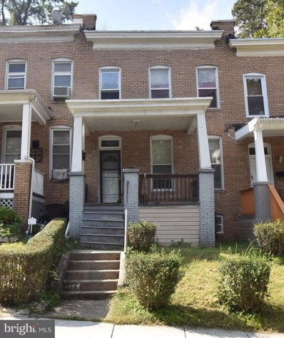 2550 Druid Park Drive, Baltimore, MD 21215 - MLS#: 1008341908