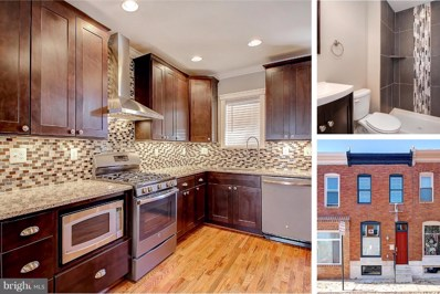 344 Robinson Street S, Baltimore, MD 21224 - MLS#: 1008341954