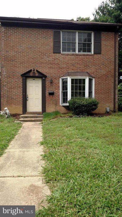 4500 Garfield Court, Fredericksburg, VA 22408 - MLS#: 1008342264