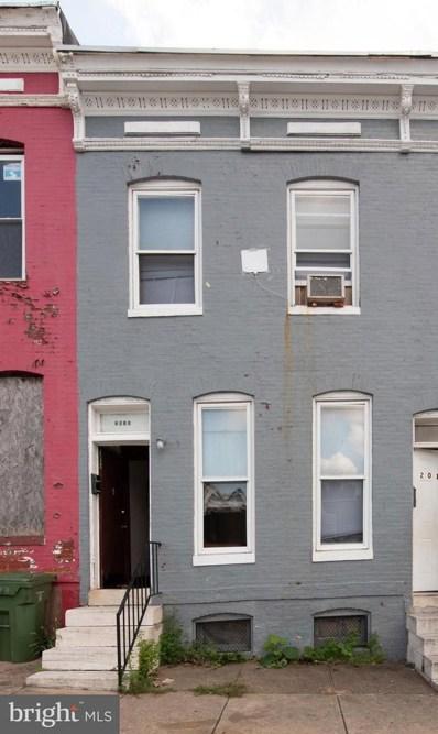 2015 E. Oliver Street, Baltimore, MD 21213 - MLS#: 1008342732
