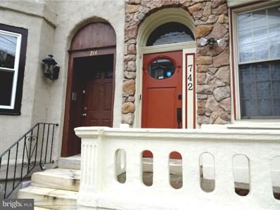 744 S 22ND Street UNIT 1B, Philadelphia, PA 19146 - MLS#: 1008342806