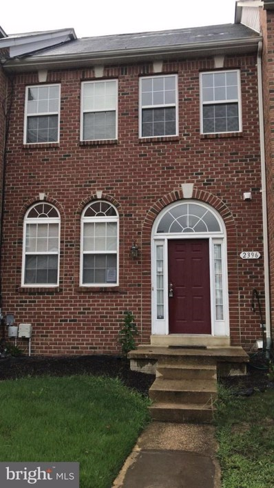 2396 Tacoma Place, Waldorf, MD 20603 - MLS#: 1008342982