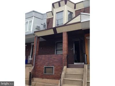 229 E Willard Street, Philadelphia, PA 19134 - #: 1008343814