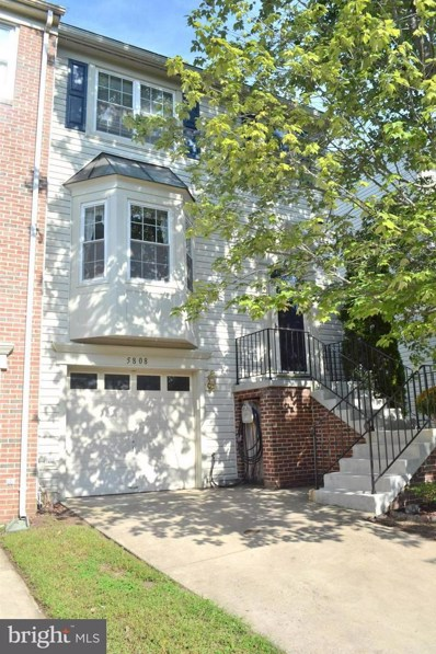 5808 Stream Pond Court, Centreville, VA 20120 - MLS#: 1008343988