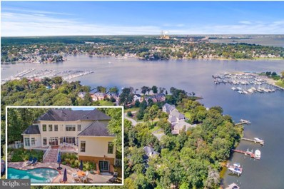 7677 Colonial Beach Road, Pasadena, MD 21122 - MLS#: 1008344352