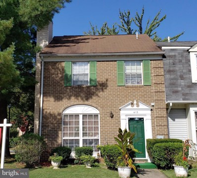 413 Shannon Court, Frederick, MD 21701 - MLS#: 1008347360