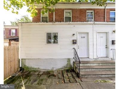 1120 Johnson Street, Chester, PA 19013 - #: 1008348310