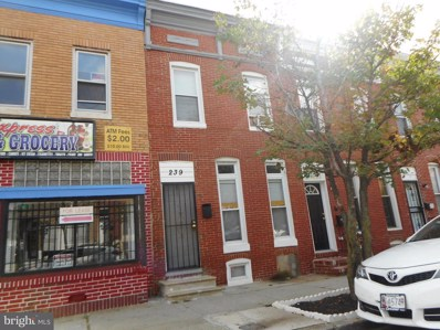 239 Milton Avenue N, Baltimore, MD 21224 - #: 1008348452