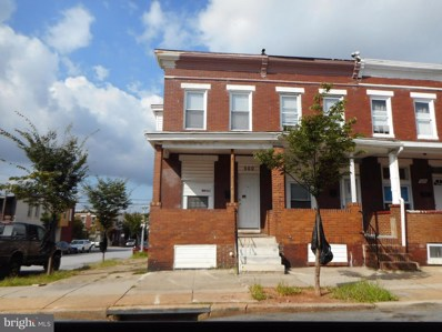 500 Curley Street N, Baltimore, MD 21205 - #: 1008348542
