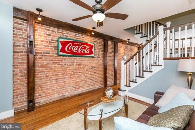 1349 Cooksie Street, Baltimore, MD 21230 - #: 1008348756
