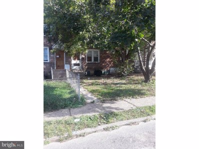 225 W 21ST Street, Chester, PA 19013 - MLS#: 1008349536