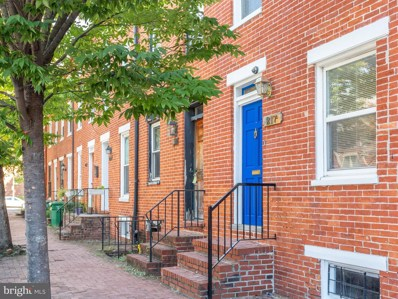 217 Scott Street, Baltimore, MD 21230 - #: 1008349746