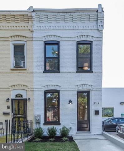 1118 3RD Street NE, Washington, DC 20002 - MLS#: 1008350388
