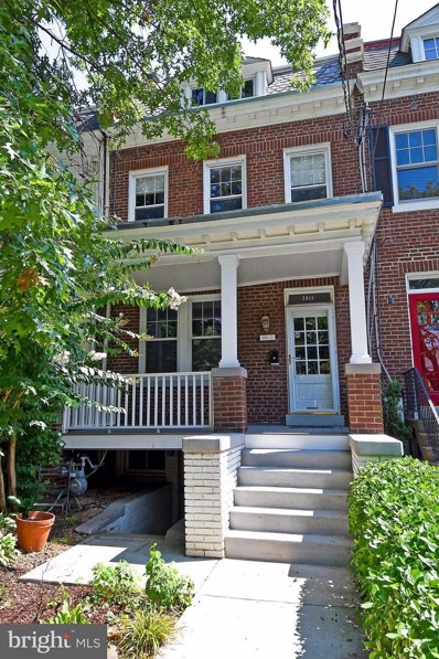 2815 38TH Street NW, Washington, DC 20007 - MLS#: 1008350392