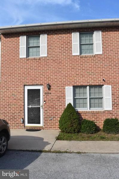 2314 McCleary Drive, Chambersburg, PA 17201 - MLS#: 1008352994